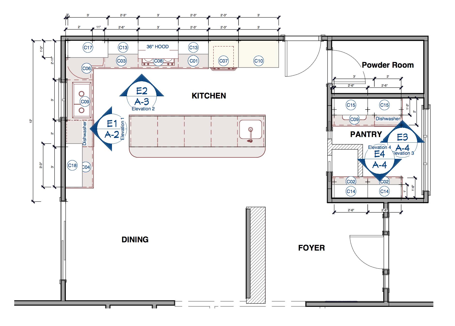 Kitchen-Remodel-Chicago-Floorplan